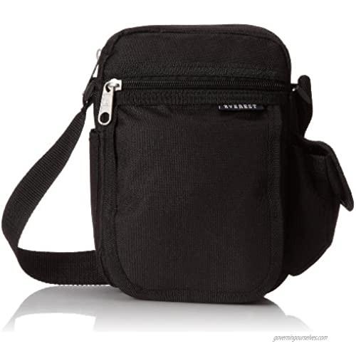 Everest 054mUtility Bag  Black  One Size 054-BK