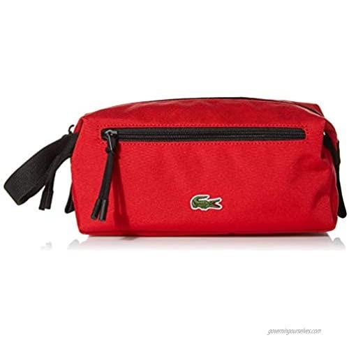 Lacoste Mens Toilet Kit Bag