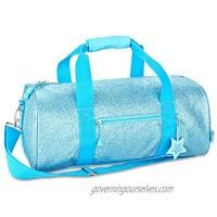 Bixbee Sparklicious Duffle Bag  Turquoise  Large