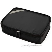 Travelpro Essentials-Packing Cubes  Black  Large