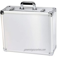 T.Z. Case International T.z Executive Series Aluminum Packaging Case  Silver  19 X 16 X 7-3/8  One Size