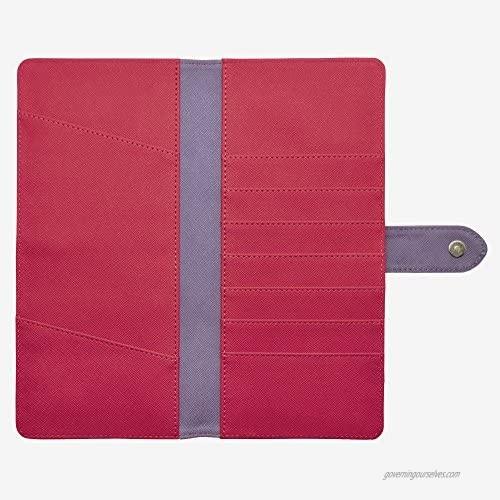 Legami Passport Wallet magenta (pink) - TO0030