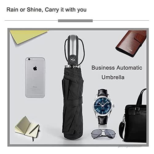 Automatic Umbrella Travel Essentials Windproof Travel Umbrella Folding Umbrella sun umbrella rain umbrellas