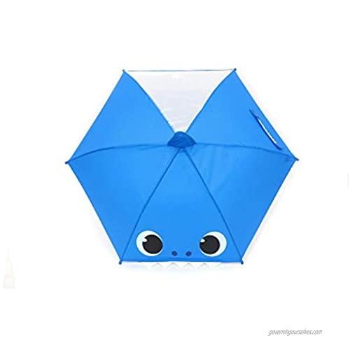 Pink_fong Umbrella small size (Blue)