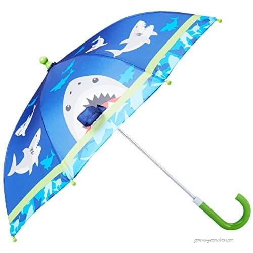 Stephen Joseph Kids' Umbrella SHARK One Size
