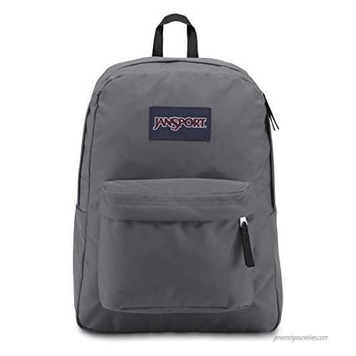 JanSport  Superbreak Backpack  (5L8) Deep Grey  One Size