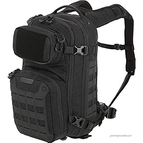 Maxpedition Riftcore v2.0 CCW-Enabled Backpack 23L  Black  Medium  Model Number: RFC2BLK