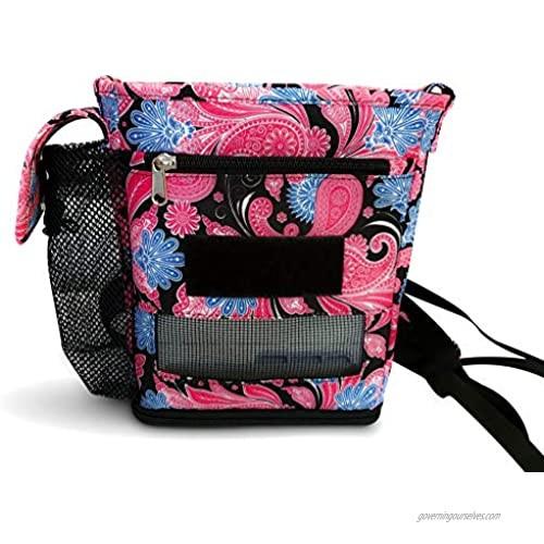 o2totes Inogen one G5 Backpack Lightweight Design Padded Adjustable Backpack Straps