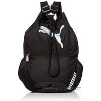 PUMA unisex adult Sack Pack  Black  One Size US