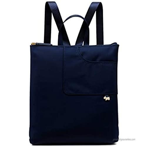 Radley London Womens Pocket Essentials Nylon Backpack Large Ink