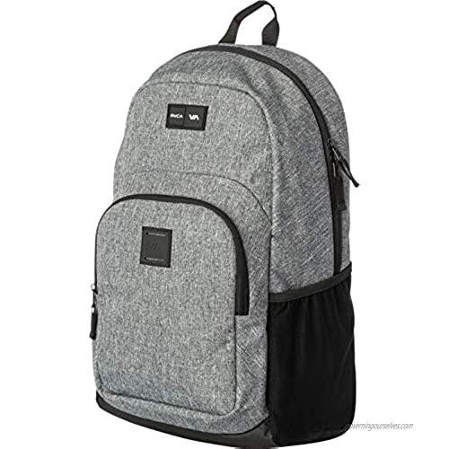 RVCA Men's Estate Backpack III Heather Grey One Size