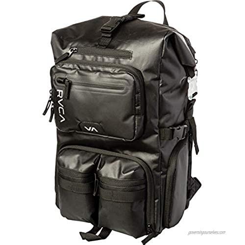 RVCA Men's Zak Noyle Camera Bag Backpack  Camo  One Size
