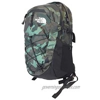 The North Face Borealis Unisex Outdoor Backpack  Olive Green Camo (Bright Olive Green Camo)