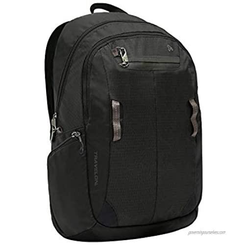 Travelon Anti-Theft Active Daypack  Black  One Size