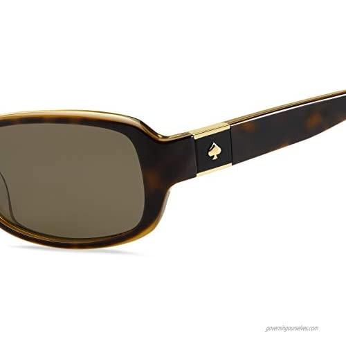 Kate Spade Paxton 2/S Rectangular Women's Sunglasses 53mm