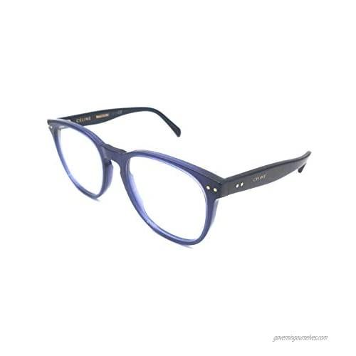 Celine CL50021I - 084 ACETATE Eyeglass Frame Blue 53mm
