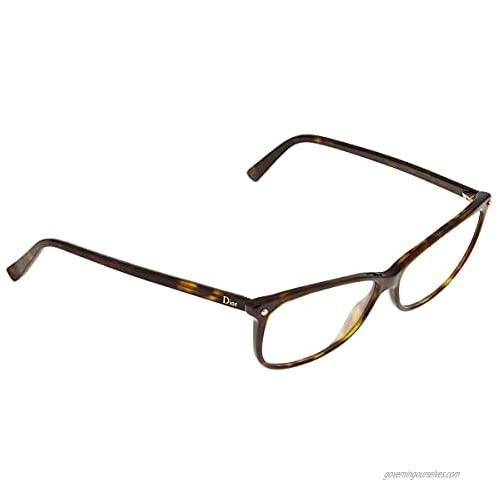 Dior Demo Rectangular Ladies Eyeglasses CD3271 086 55