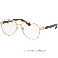 Eyeglasses Tory Burch TY 1060 3272 Light Gold Metal