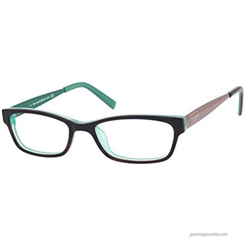 Kate Spade Leanne Eyeglasses-01Y6 Tortoise Forest Green-51mm