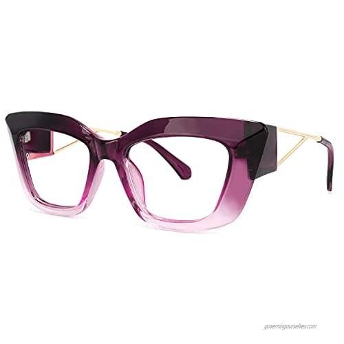Voogueme Cat Eye Eyeglasses for Women Walburga GOP239668-02