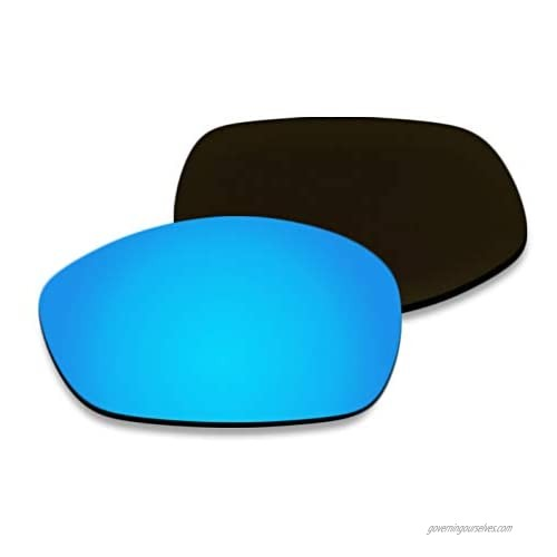 AHABAC Lenses Replacement for Arnette Stance AN4020 Frame Varieties - Polarized & Anti-Reflective & Water repel