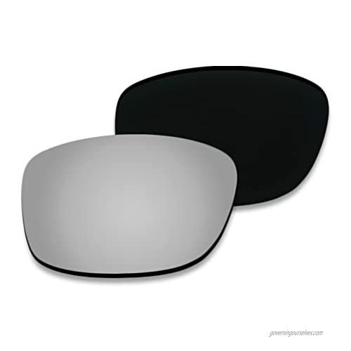 AHABAC Lenses Replacement for RB2140-54MM Frame Varieties - Polarized & Anti-Reflective & Water repel