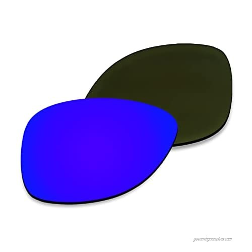 AHABAC Lenses Replacement for RB3025-58MM Frame Varieties - Polarized & Anti-Reflective & Water repel