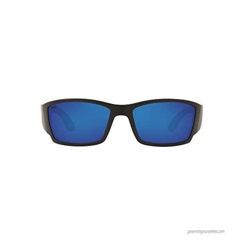 Costa Del Mar Men's Corbina Rectangular Sunglasses