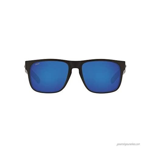 Costa Del Mar Men's Spearo Square Sunglasses