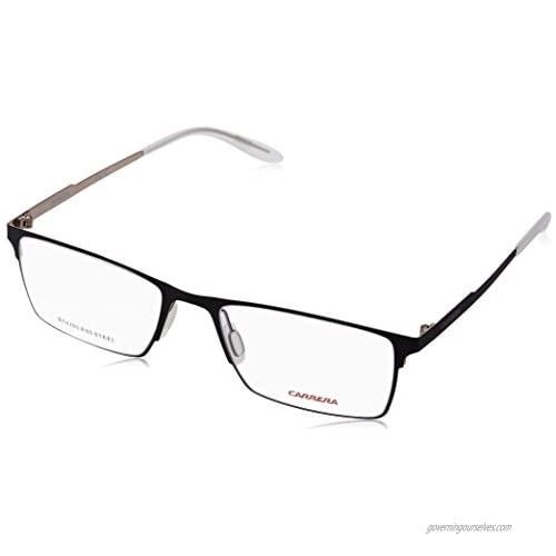 Carrera 6662 Eyeglass Frames CA6662-00RC-5318 - Matte Black/Gold Frame  Lens Diameter 53mm