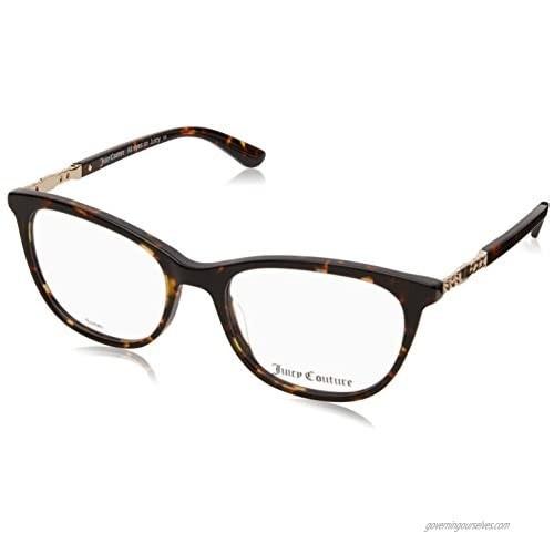 JUICY COUTURE Eyeglasses JU 173 0FY6 Tortoise