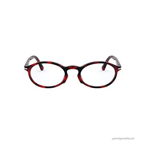 Persol Po3219v Oval Prescription Eyeglass Frames