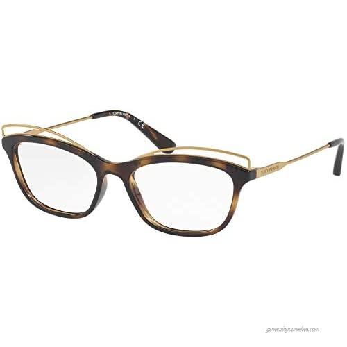 TORY BURCH Eyeglasses TY4004 1519 Dark Tortoise/Gold