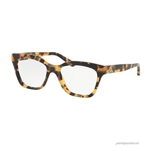 Tory Burch Women's TY2081 Eyeglasses  Tokyo Tortoise  52/17/140