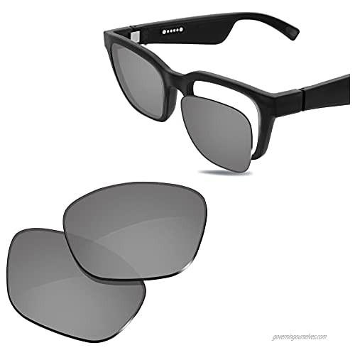 Glintbay 100% Precise-Fit Replacement Sunglass Lenses for Bose Alto M/L