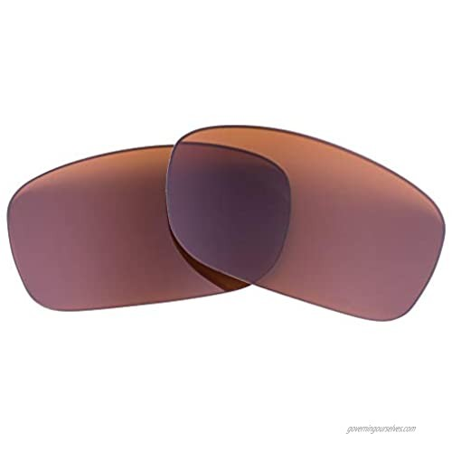 LenzFlip Replacement Lenses Compatible with Maui Jim PEAHI - Brown