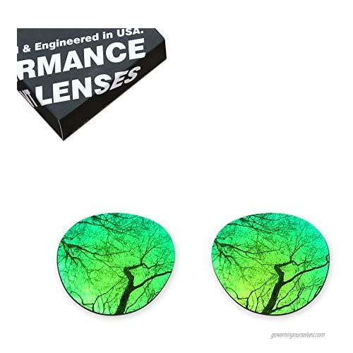 ToughAsNails Polarized Lens Replacement Compatible With BOSE Rondo S/M Sunglass - More Options