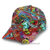 Baseball Cap Dad Caps Print Classic Fashion Casual Adjustable Sport for Men Women Hats