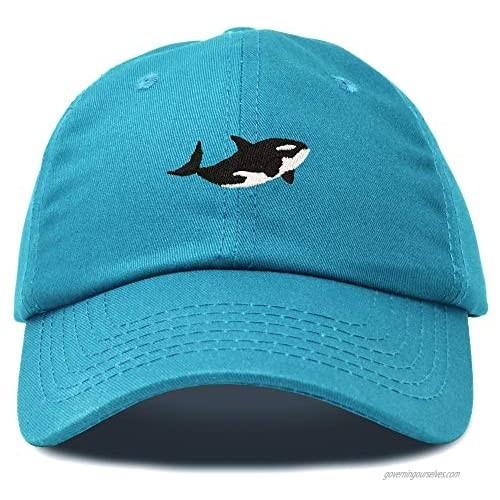 DALIX Killer Whale Hat Orca Marine Life Baseball Cap