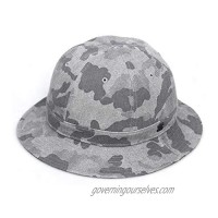 UNDERCONTROL Various 7 Style Breathable Short Brim Packable Travel Fisherman Outdoor Safari Bucket Hat for Unisex