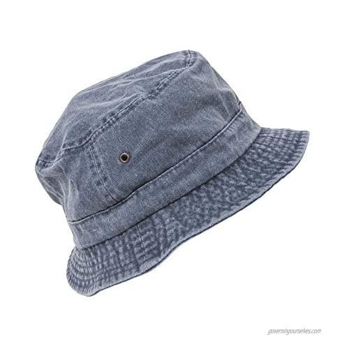 Washed Hats  Royal Medium/Large