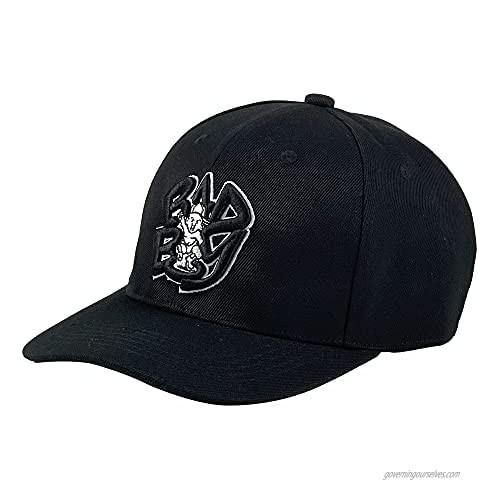 Bad Boy Snapback Dad Hat Sport Outdoors Adjustable Baseball Cap Embroidered Black White