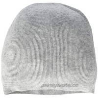 Brand - Buttoned Down Men's 100% Cashmere Jersey Beanie
