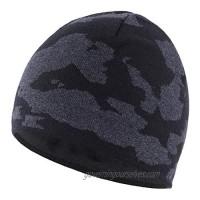 Connectyle Men's Acrylic Watch Hat Daily Beanie Cap Fleece Lined Warm Winter Hat