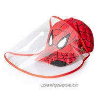 WATACHE Summer Fashion Foldable Cotton Cap with Removable Plastic Protection Cover