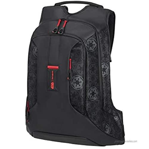 Samsonite Laptop backpack L  15.6 inch (45 cm-17 L)  Black (Darth Vader Black Mesh)