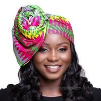 Head Scarf for Women Headbands African Head Wraps Ankara Hair Accessories Head Scarf for Women Headbands African Head Wraps Ankara Hair Accessories