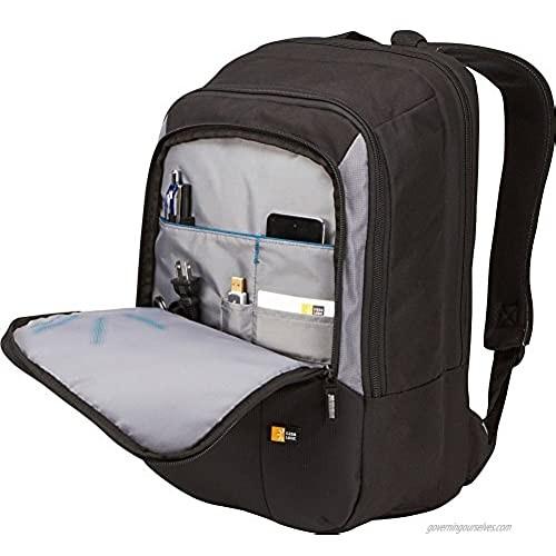 Case Logic VNB-217BLACK Value 17-Inch Laptop Backpack (Black)