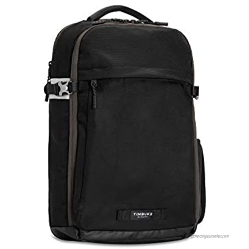 TIMBUK2 Division Deluxe Laptop Backpack  Black Deluxe