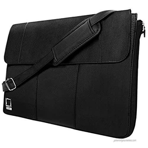 Lencca Axis 13 Texture Slim Compact Laptop Shoulder Bag for Huawei MateBook M3 M5 M7 12 MateBook X 13 MateBook E 12